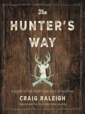 cover image of The Hunter's Way